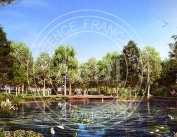 Logements neufs à Massy - Résidence CANOPEE - LES ERABLES (région parisienne)