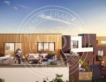 Logements neufs à Toufflers - Résidence L'INEDIT (région parisienne)