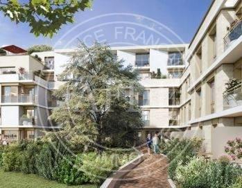 Résidence L'ECRIN en défiscalisation Loi : Pinel à Yvelines / Saint-Germain-en-Laye