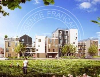 Logements neufs à Bègles - Résidence OAK PARK (région parisienne)