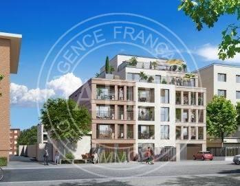 Résidence NEW TOWN en défiscalisation Loi : Pinel à Seine-Saint-Denis / Noisy-le-Sec