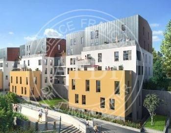 Logements neufs à Sucy-en-Brie - Résidence LES TOILES (région parisienne)