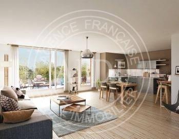 Logements neufs à Leers - Résidence LE CLOS DES ATTELIERS (région parisienne)