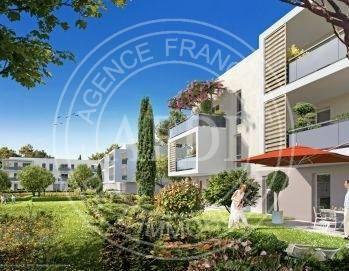 Résidence LA CLE DES CHAMPS en défiscalisation Loi : Pinel à Bouches-du-Rhône / Gignac-la-Nerthe