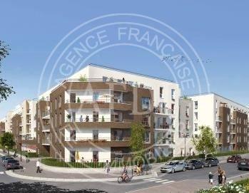 Résidence CENTRAL PARC TR.2 en défiscalisation Loi : Pinel à Essonne / Fleury-Mérogis