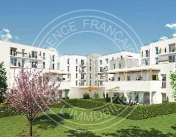Logements neufs à Fleury-Mérogis - Résidence CENTRAL PARC TR.2 (région parisienne)
