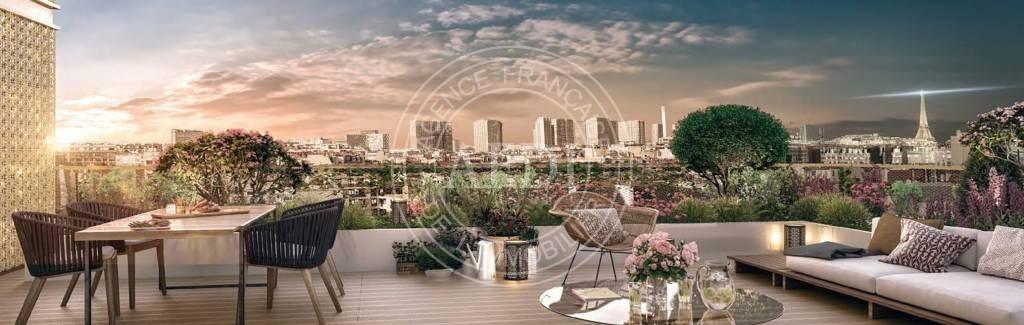 Logements neufs à Paris 15 - Résidence ATELIERS VAUGIRARD (région parisienne)