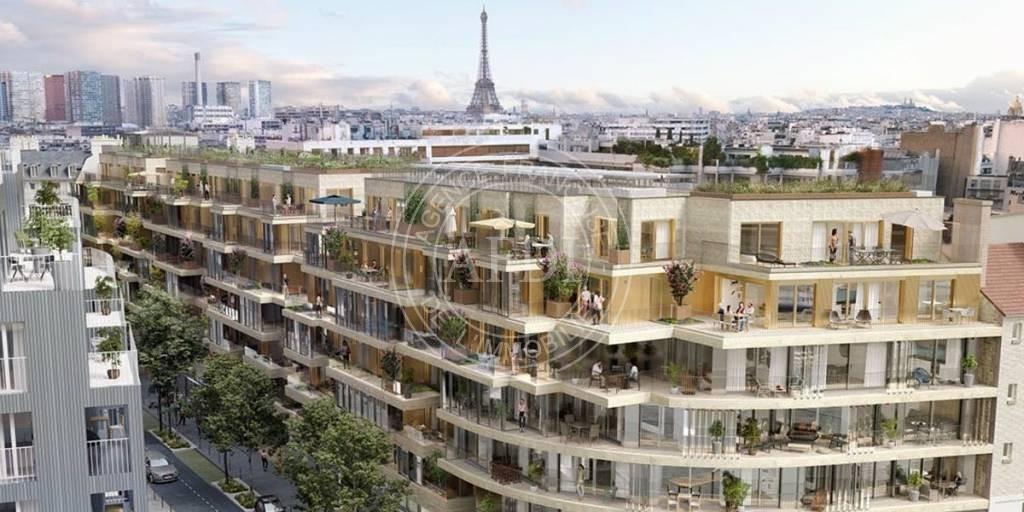Résidence en défiscalisation à Paris 15 - ATELIERS VAUGIRARD (Paris)