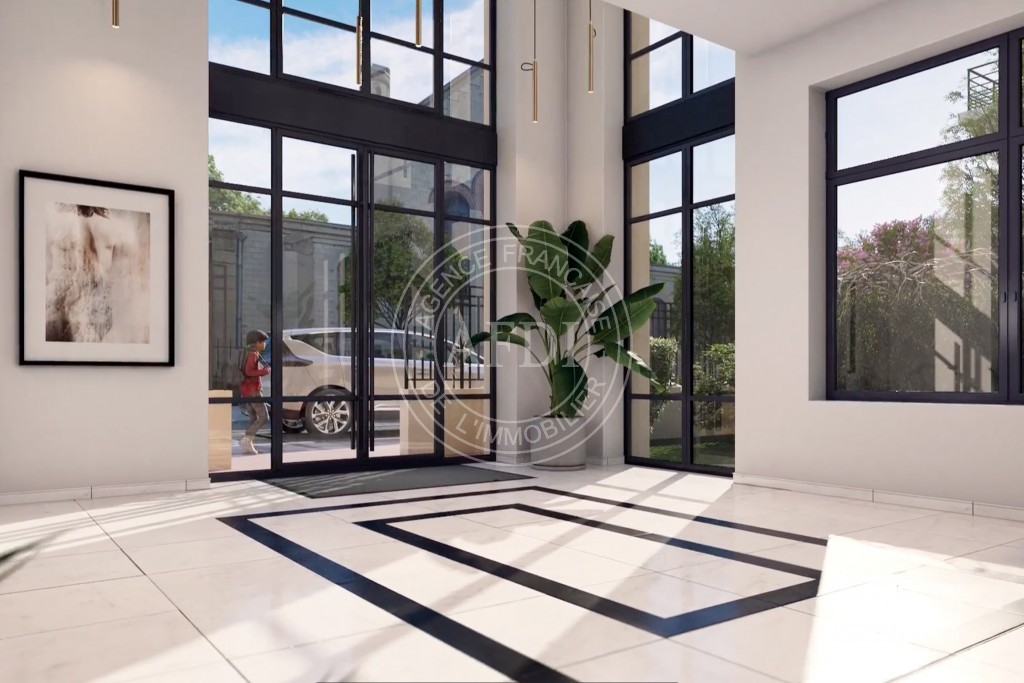 Logements neufs à Saint-Maur-des-Fossés - Résidence SQUARE KENNEDY (région parisienne)