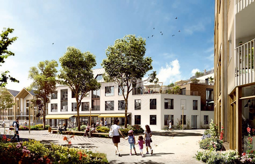 Logements neufs à Coupvray - Résidence LES HAUTES MAISONS (région parisienne)