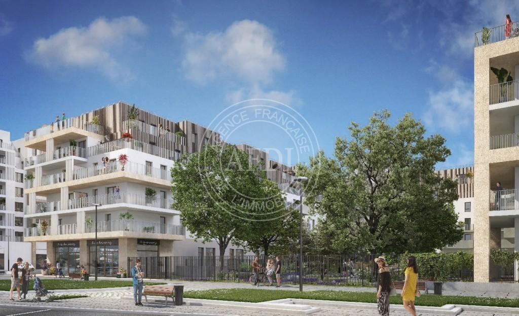 Logements neufs à Meudon - Résidence QUINTESSENCE (région parisienne)
