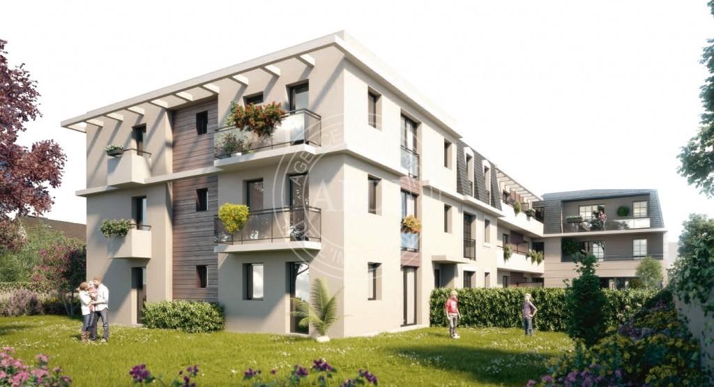 Logements neufs à La Queue-en-Brie - Résidence L'ERNESTINE (région parisienne)