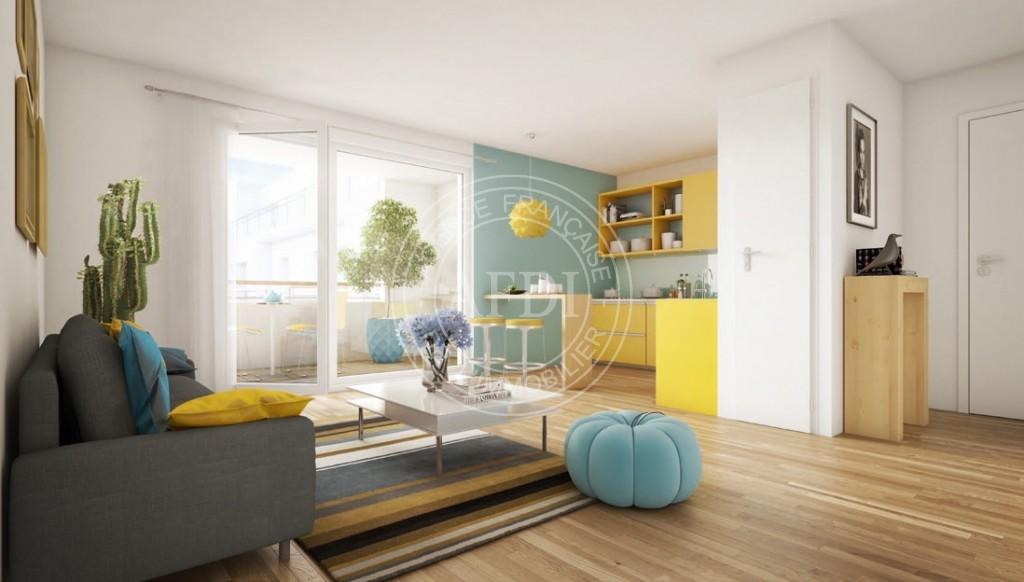 Logements neufs à Livry-Gargan - Résidence CŒUR LIVRY (région parisienne)