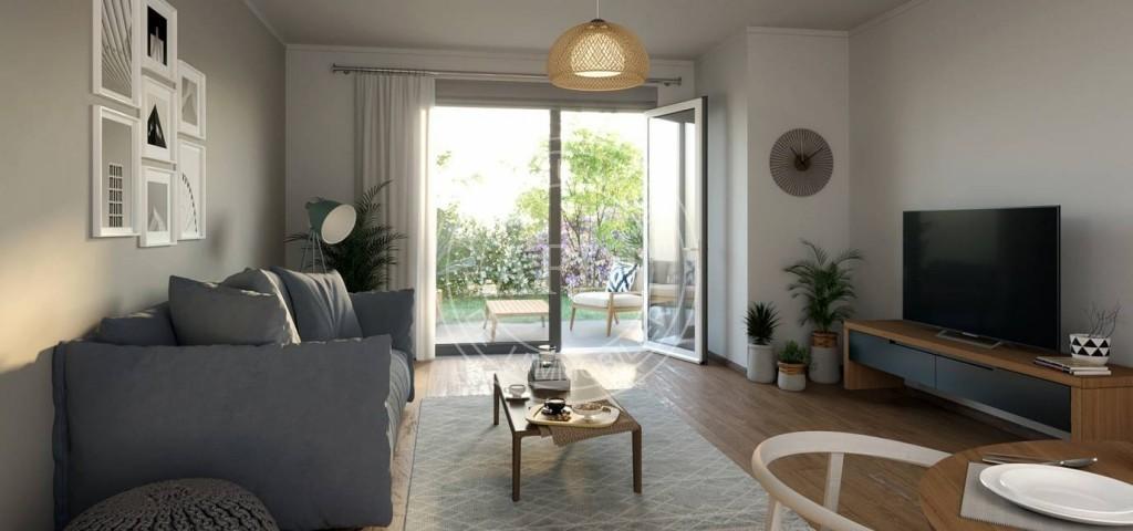 Logements neufs à Coupvray - Résidence DOMAINES DES ORMES (région parisienne)