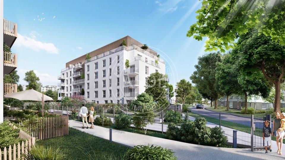 Logements neufs à Guyancourt - Résidence LA SCENE (région parisienne)