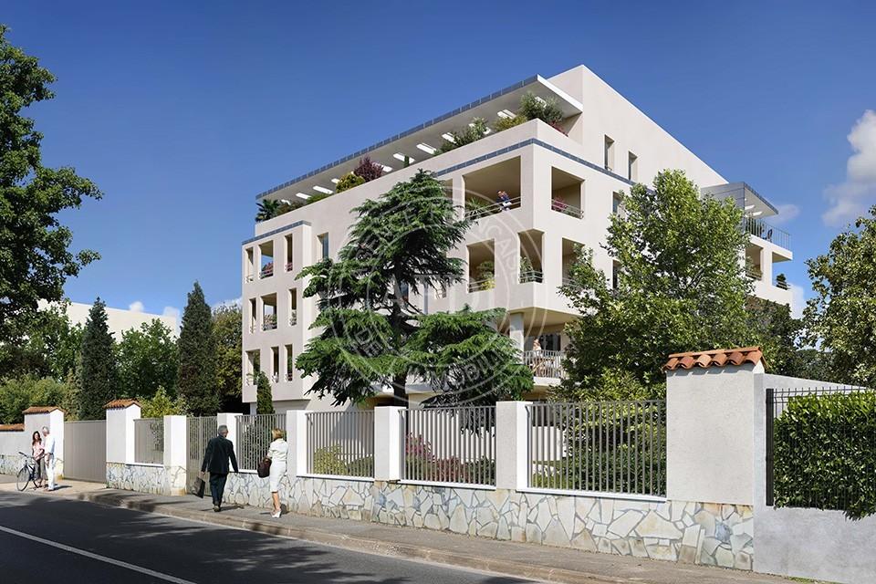 Résidence ISADORA en défiscalisation Loi : Pinel à Bouches-du-Rhône / Marseille