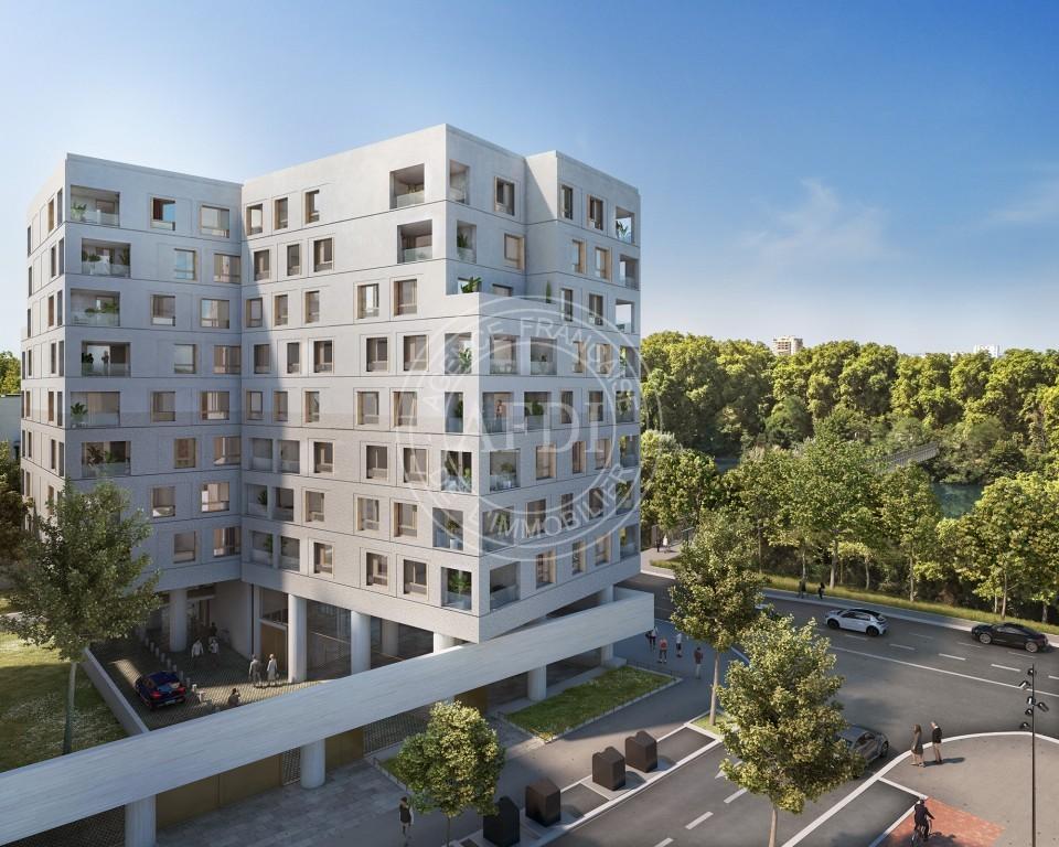 Résidence SO CITY en défiscalisation Loi : Pinel à Haute-Garonne / Toulouse