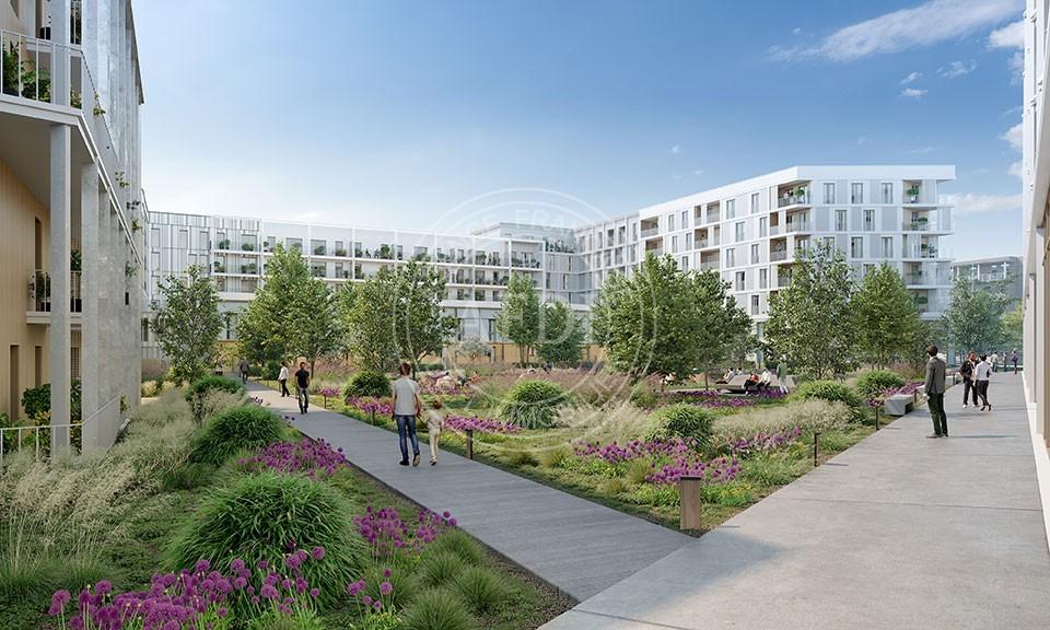 Logements neufs à Jossigny - Résidence AGORA PARC (région parisienne)