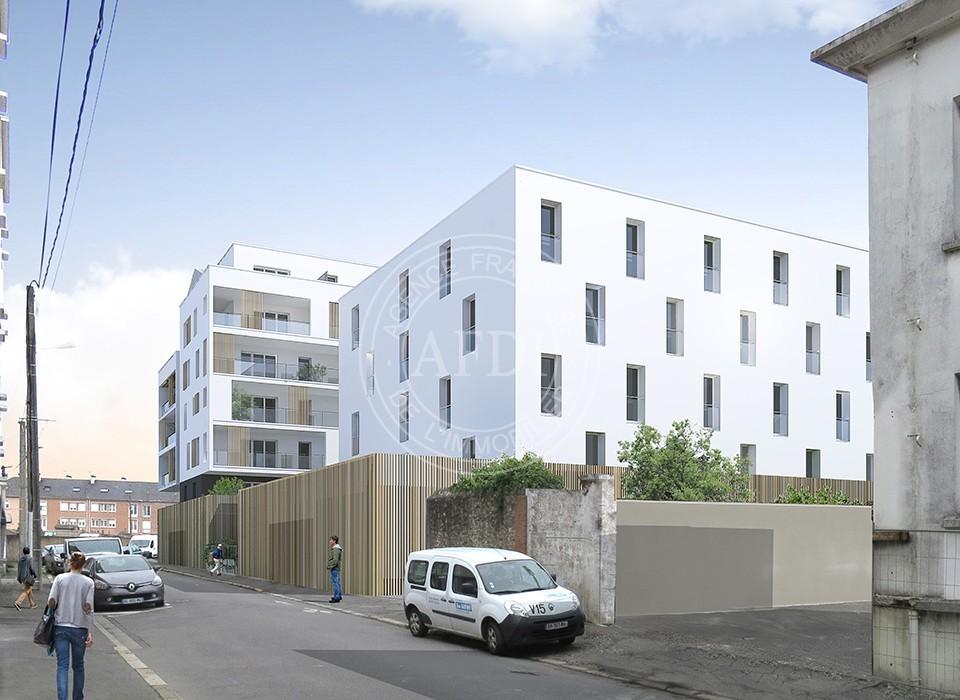 Résidence SUN PARK en défiscalisation Loi : Pinel à Loire-Atlantique / Saint-Nazaire