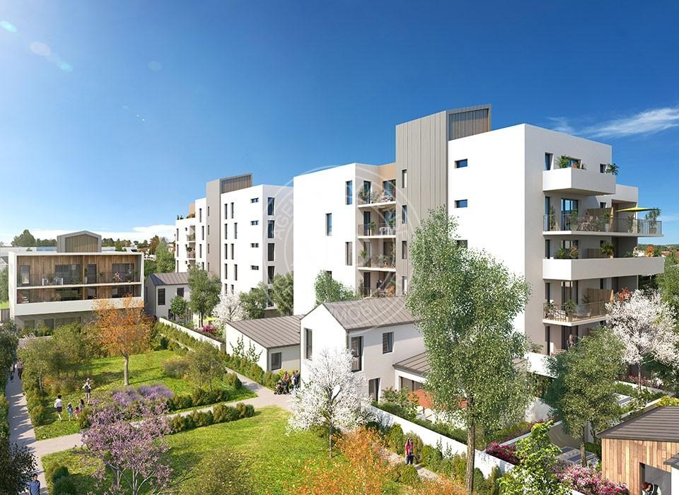 Logements neufs à Carbon-Blanc - Résidence REFEREN'CIEL (région parisienne)