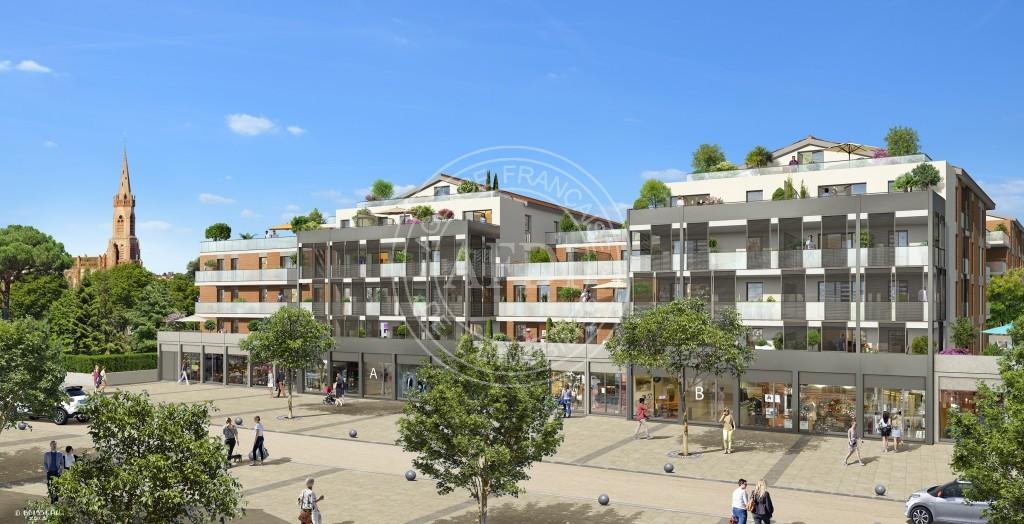Résidence INSIDE 2 en défiscalisation Loi : Pinel à Haute-Garonne / L'Union
