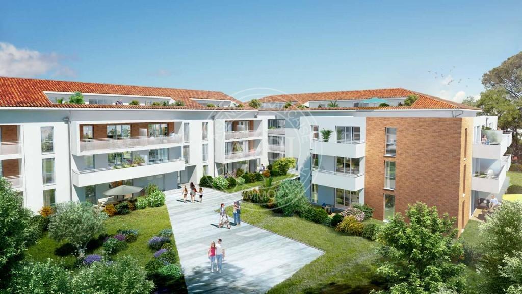 Logements neufs à Tournefeuille - Résidence LES JARDINS DE JOSÉPHINE (région parisienne)