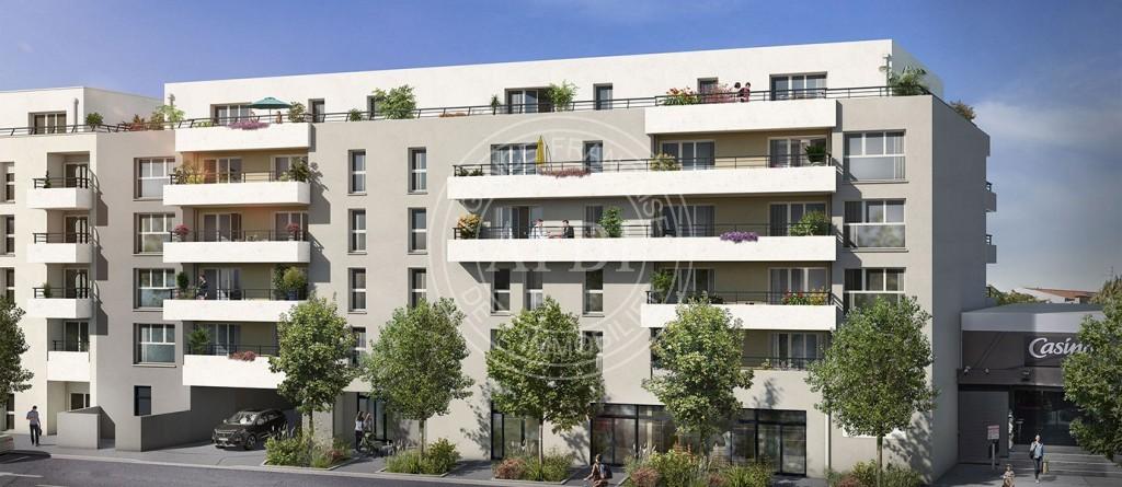 Résidence LE VÉNITIEN en défiscalisation Loi : Pinel à Haute-Garonne / Toulouse