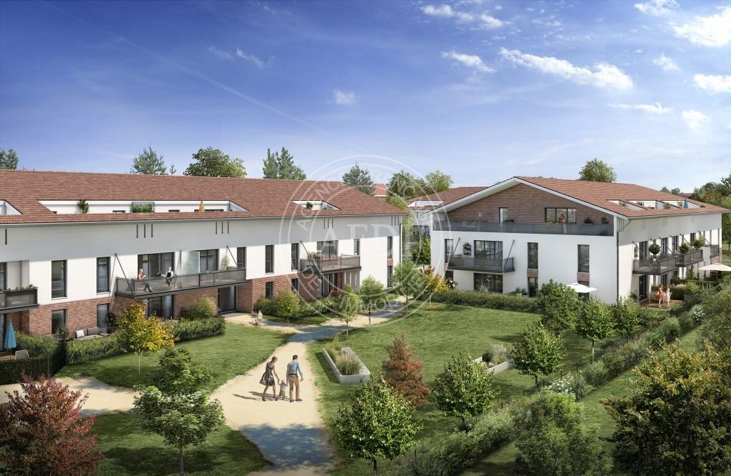 Logements neufs à Castanet-Tolosan - Résidence LE MILLÉSIME (région parisienne)