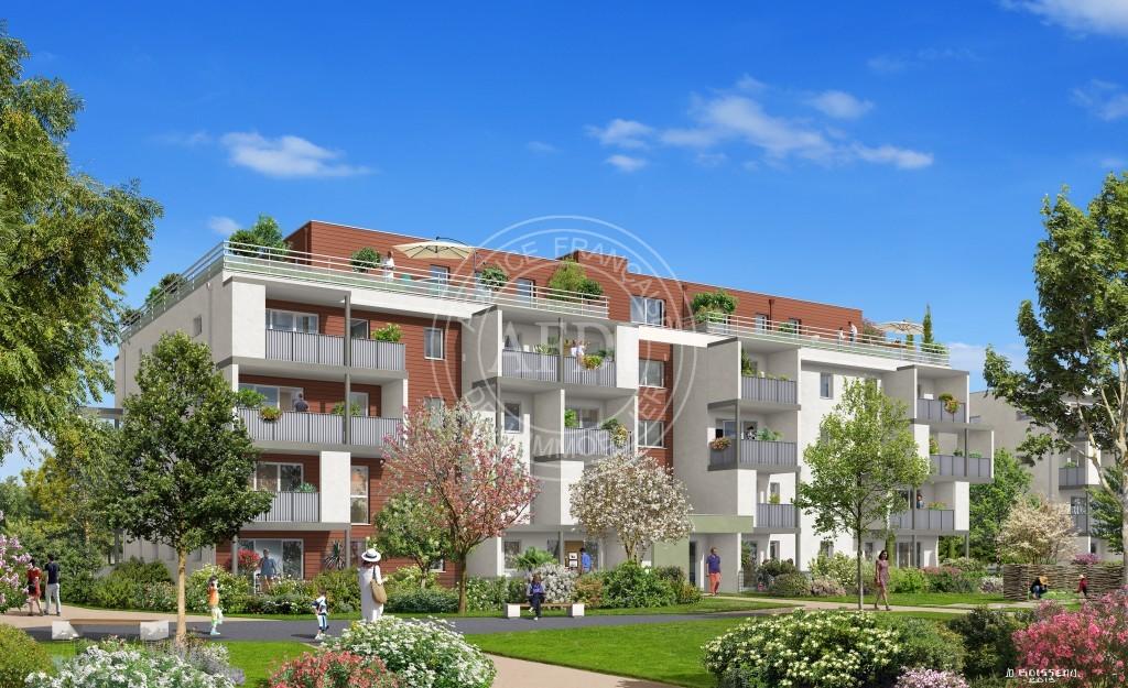 Logements neufs à Bruges - Résidence CLOS DES GRAVES (région parisienne)