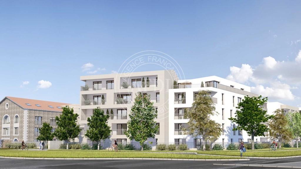 Résidence DIALOGUE en défiscalisation Loi : Pinel à Charente-Maritime / La Rochelle