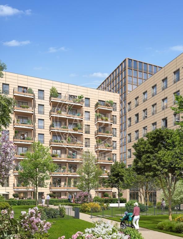 Logements neufs à Nancy - Résidence EN SCÈNE (région parisienne)