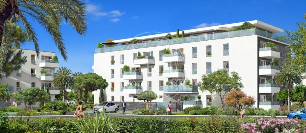 Logements neufs à Argelès-sur-Mer - Résidence LA MARENDA (région parisienne)