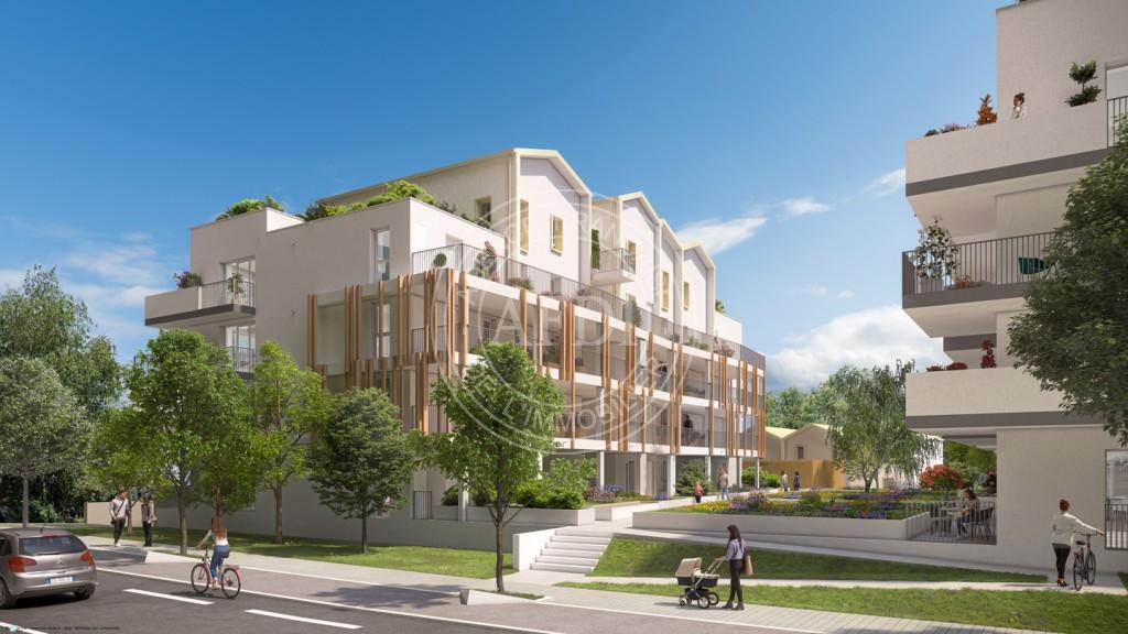 Logements neufs à Sorinières - Résidence LE JARDIN DE CHARLES (région parisienne)