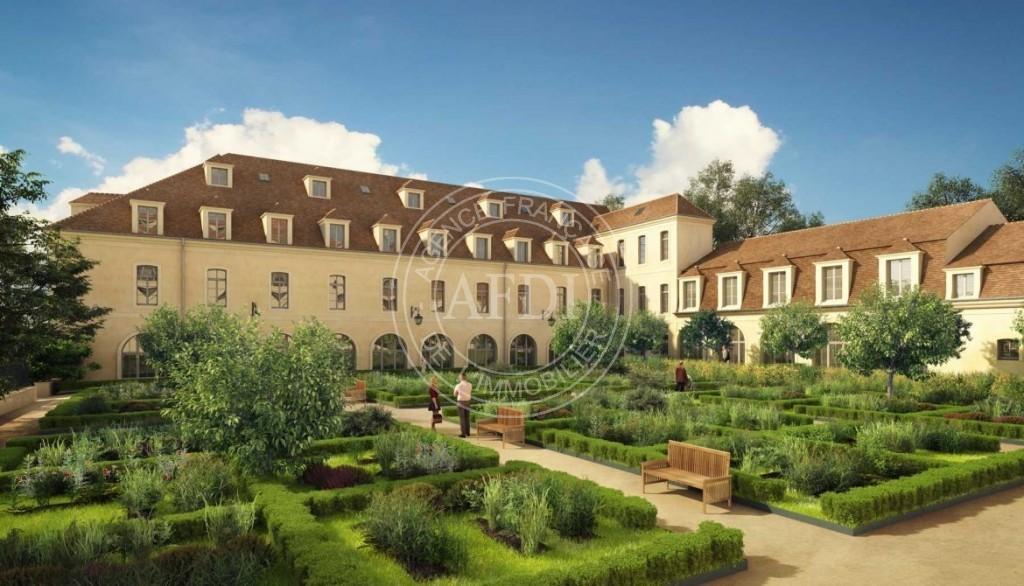 Logements neufs à Juilly - Résidence PENSIONNAT DE JUILLY (région parisienne)