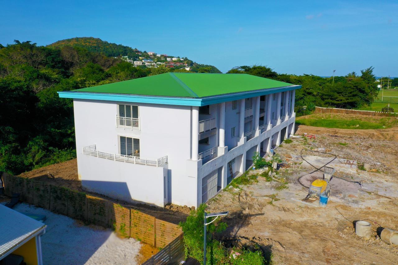 Programme neuf PATIO DE L'ANSE À L'ANE en défiscalisation à Trois-Îlets (Martinique)